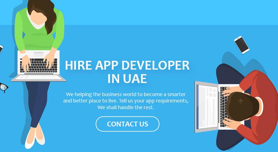 Hire App Developer UAE