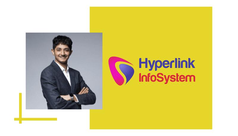 Hyperlink-infosystem