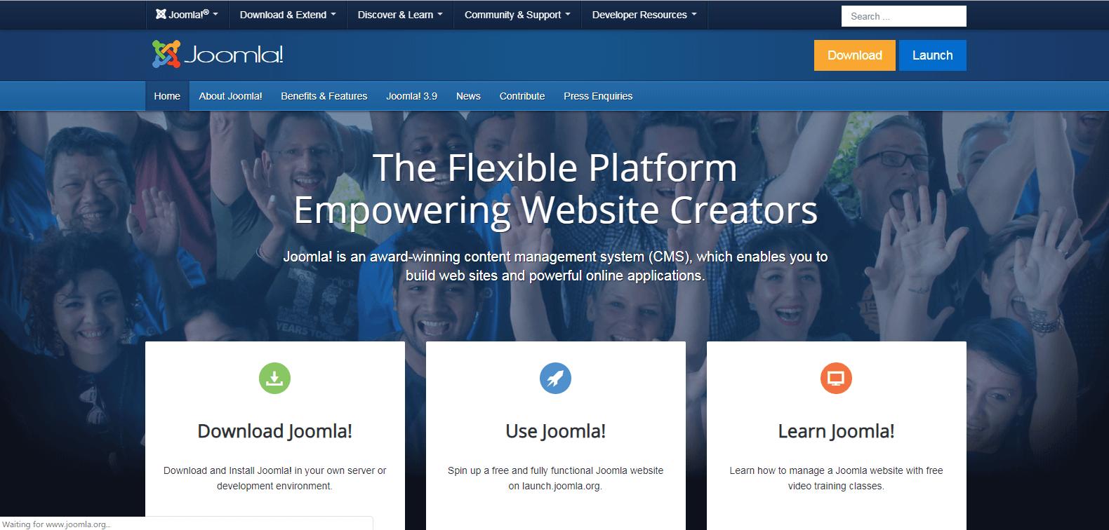 Joomla – Hidden Sword of Website Creators