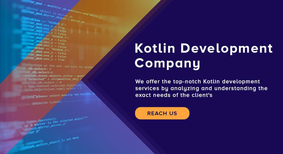 Kotlin Development Company