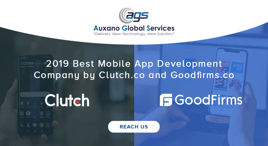Mobile App Development Company - Auxano Global Services