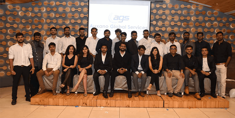 Trip down to the year 2019 at Auxano Global Services