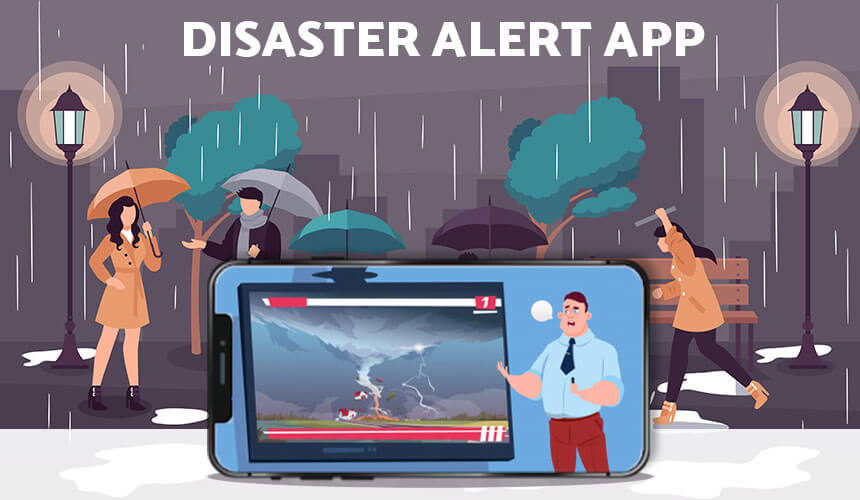Disaster-Alert-App