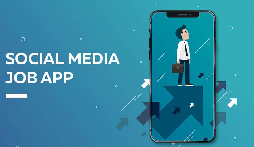 Social-media-job-app