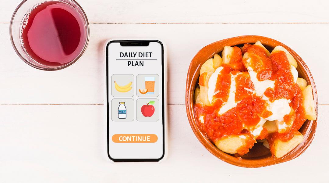 Diet & Nutrition Monitor App Development Company