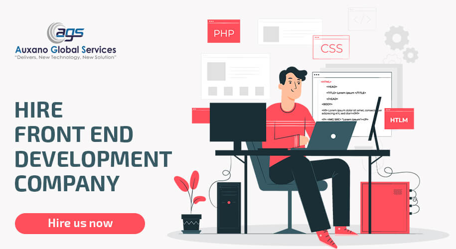 Front end development company in india