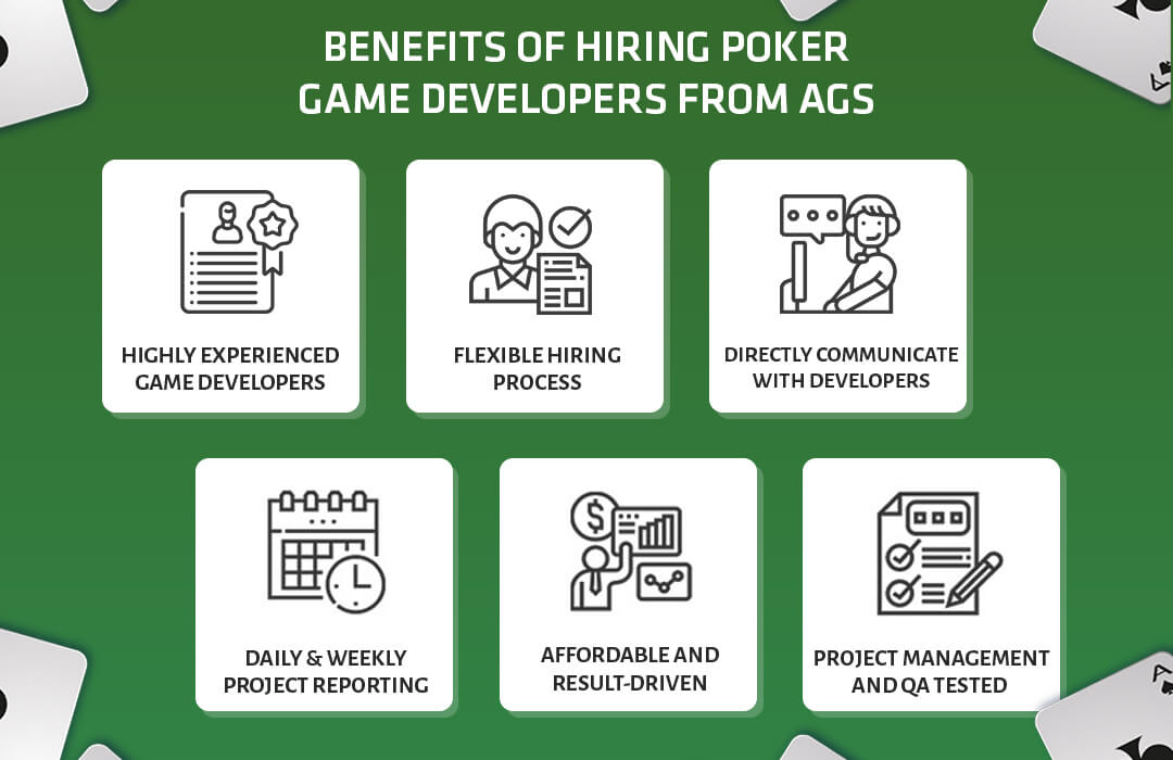 Custom Poker Game Development Company | Poker Game Developers for Hire