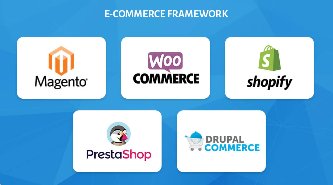 Ecommerce Framework development company