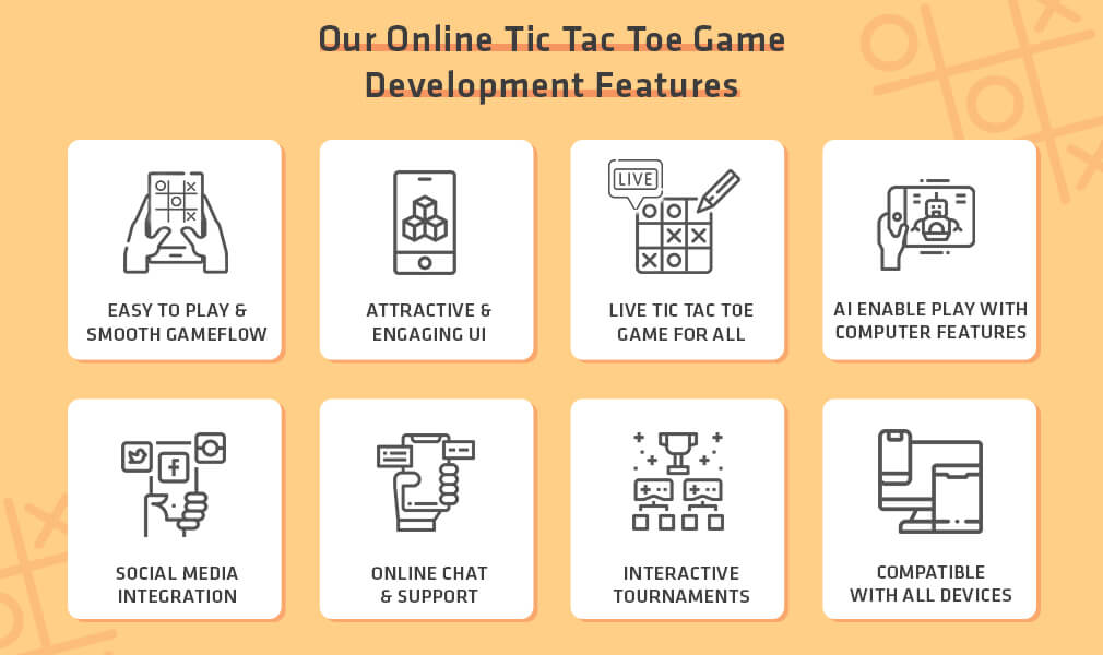 Tic Tac Toe Game Development Company | Hire Tic Tac Toe Game Developers for Hire