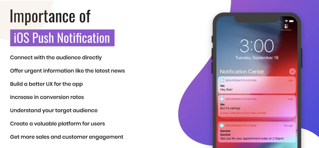 ios push notifications