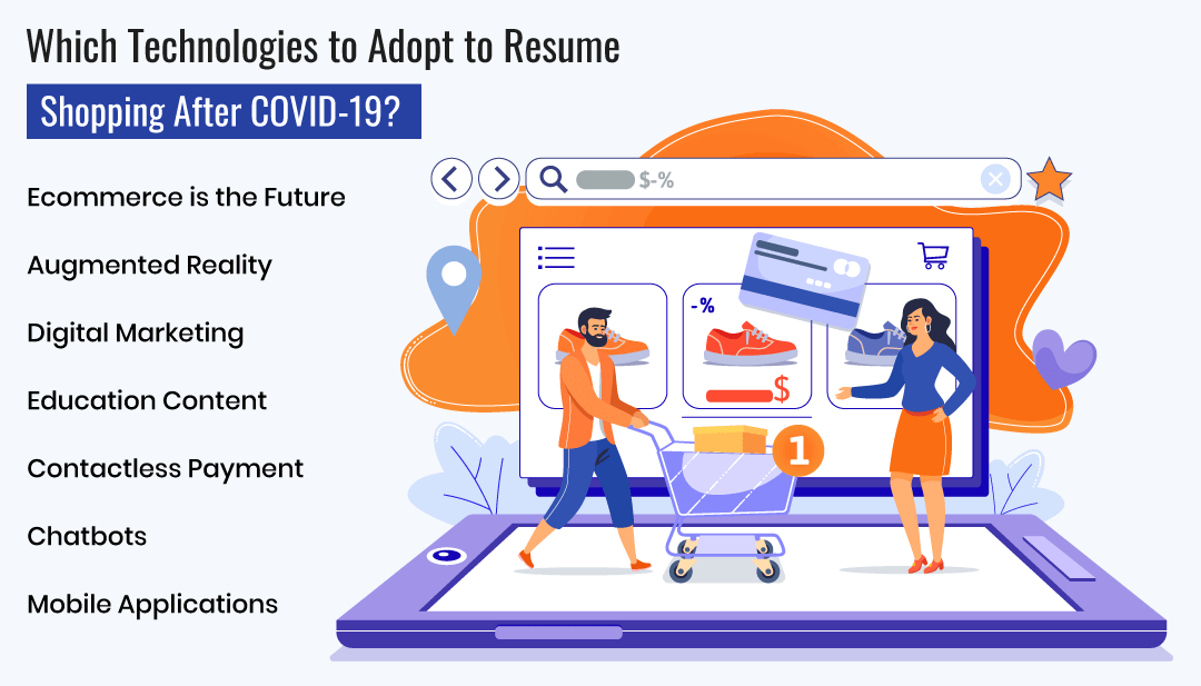 Technologies To Adopt In The Retail Industry After COVID-19