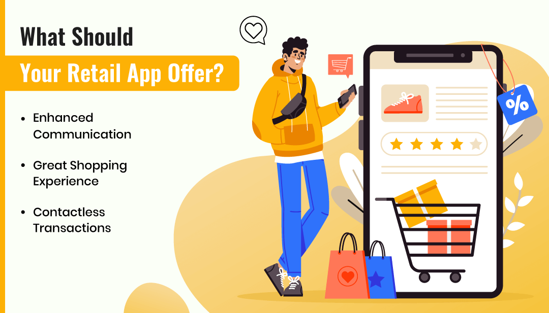 Importance of Retail Apps