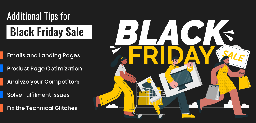 Additional Tips for Black Friday Sale