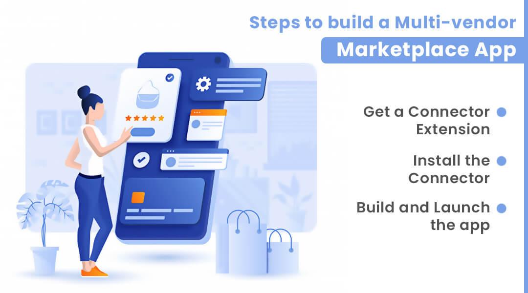 Multi vendor marketplace app