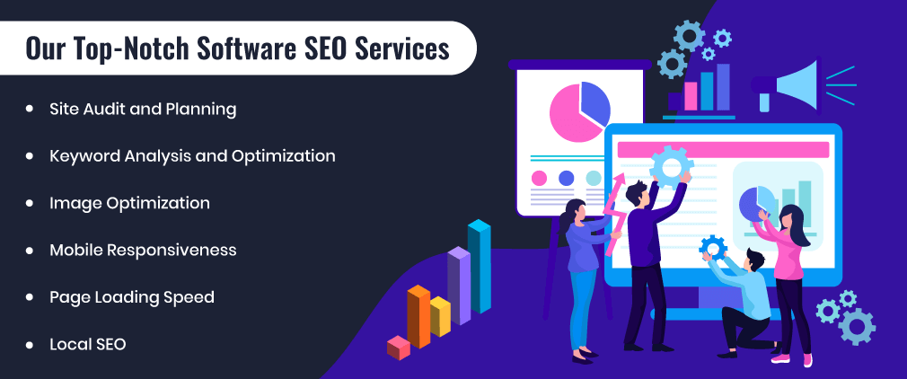Software SEO Services