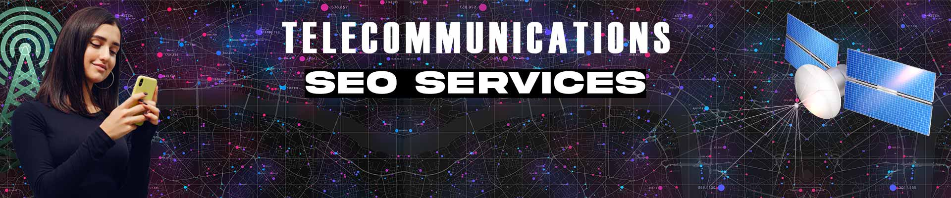 Best Telecommunications SEO Company