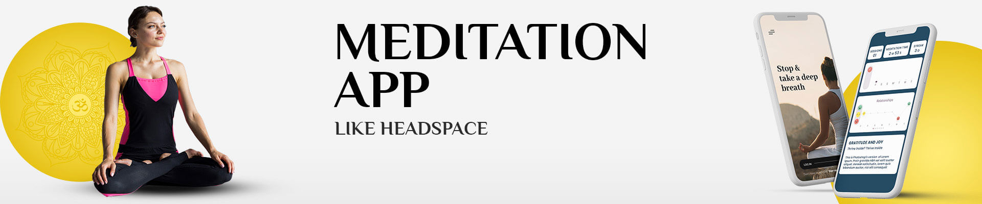 Top Guidelines to Create a Meditation App like Headspace