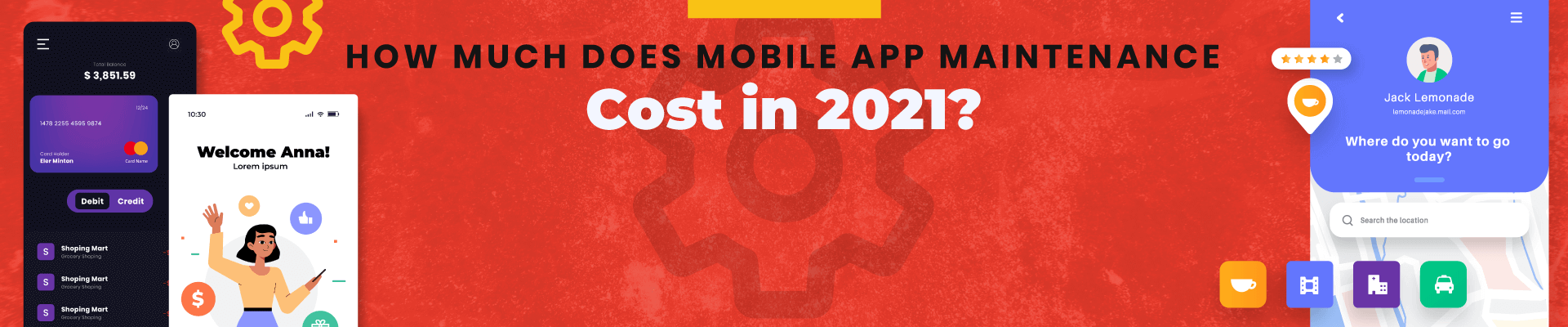 How Much Does it Cost to Maintenance Of Mobile App