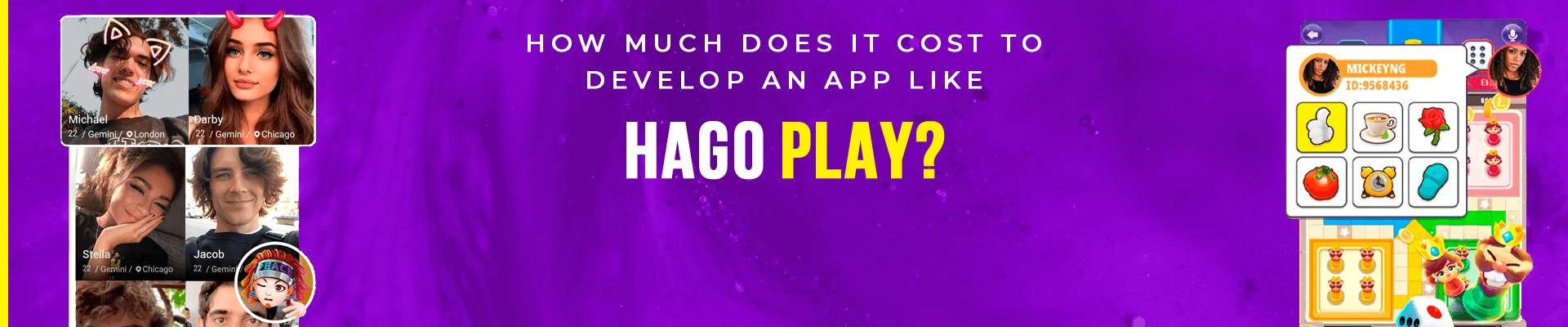 How Much Does It Cost To Develop An App Like Hago Play? [2021]