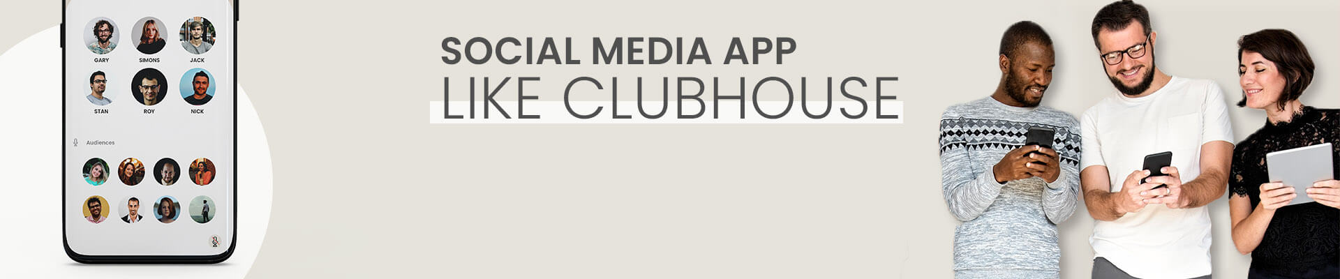 How To Develop Audio Based Social Media App Like Clubhouse? (2021)