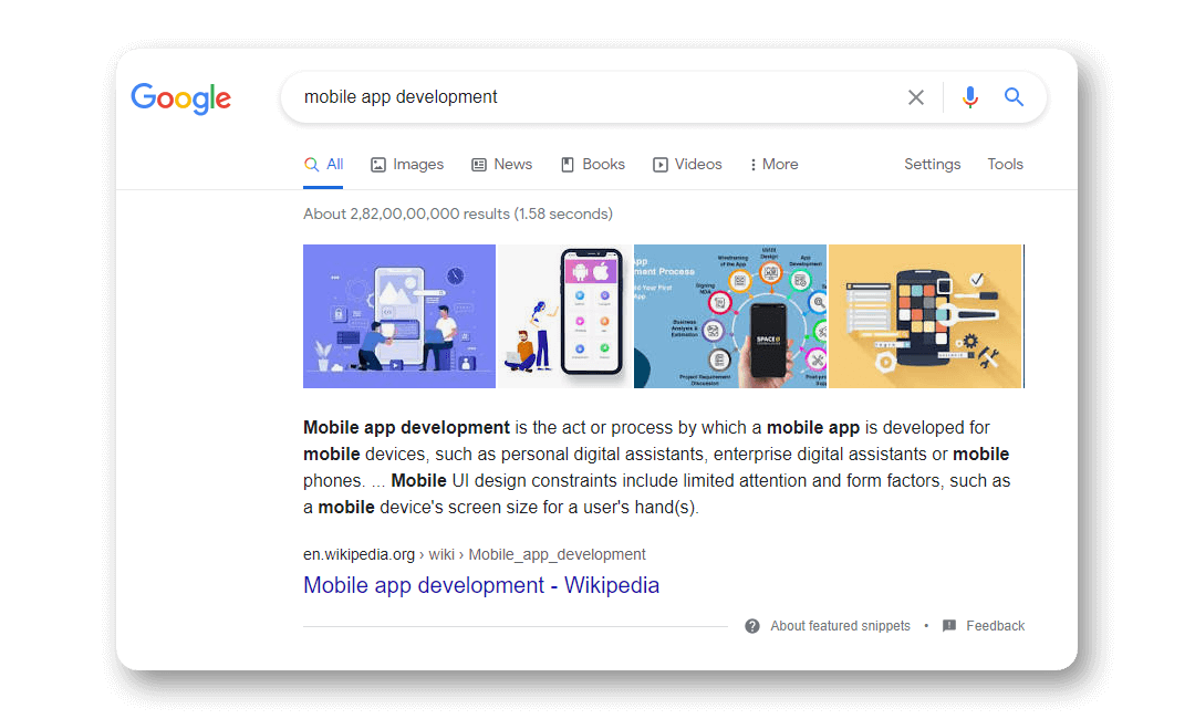 Get on the First Page of Google using Featured Snippet Optimization