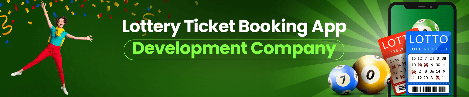 Best Lottery Ticket Booking App Development Company