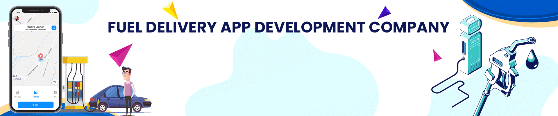 Fuel Delivery App Development Company   Fuel Delivery App Developers For Hire