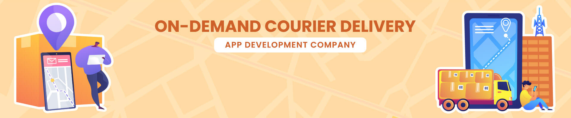 Best On-demand Courier Delivery App Development Company   Courier Delivery App Developers For Hire