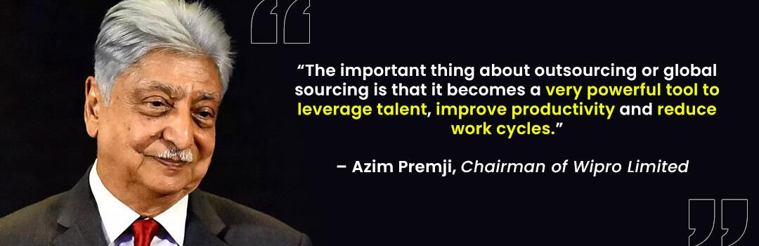 Quote - Azim Premji