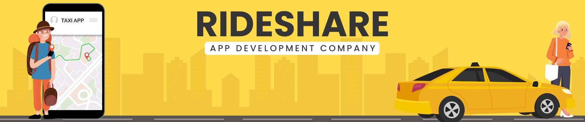 Best RideShare App Development Company   RideShare App Developers For Hire