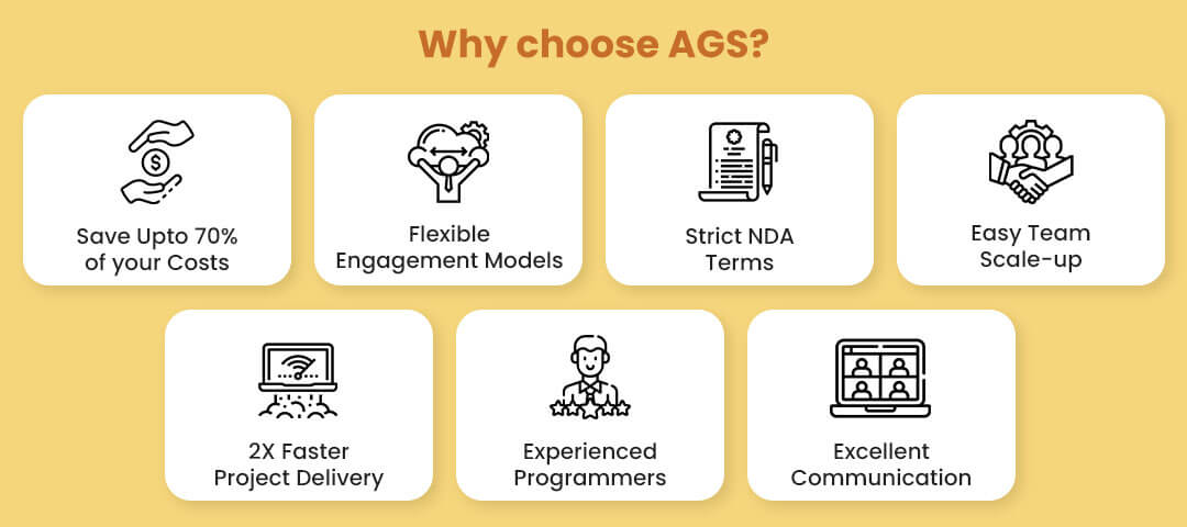Why choose AGS?