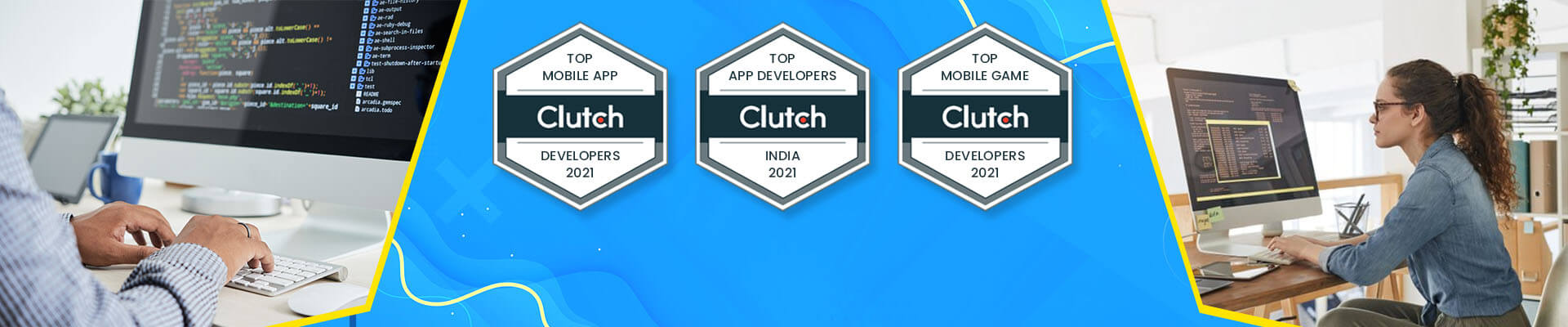 AGS Ranked As Top Game Developers, Top App Developers & Top Mobile App Development company For 2021 By Clutch