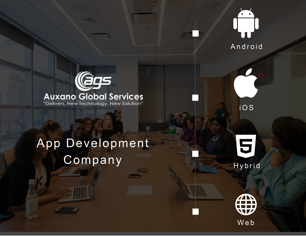 App Solutions: Top Web/Game & Mobile App Development Company