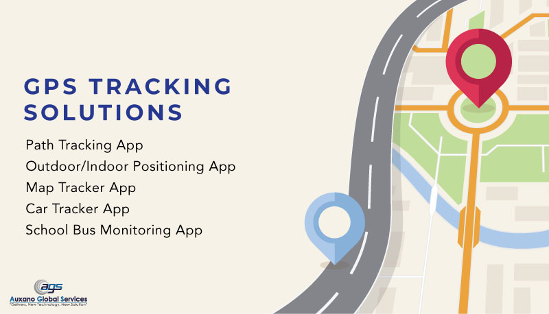 GPS Tracking App Development | GPS Tracking Solutions